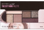 MAYBELLINE THE CITY MINI PALETTE CHILL BRUNCH NEUTRALS 410 PALETKA CIENI