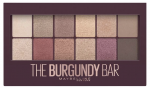 MAYBELLINE PALETA CIENI DO POWIEK THE BURGUNDY