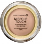 MAX FACTOR MIRACLE TOUCH 40 CREAMY IVORY