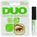 ARDELL DUO BRUSH CLEAR VITAMIN 5G BEZBARWNY KLEJ DO RZĘS Z WITAMINAMI A, C, E.