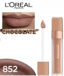 LOREAL LES CHOCOLATS MATOWA POMADKA W PŁYNIE 852 BOX OF CHOCOLATES 7,6ML
