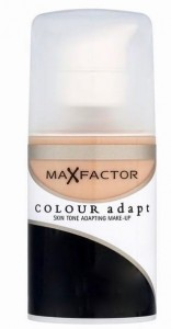 MAX FACTOR COLOUR ADAPT 40 CREAM IVORY