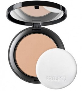 ARTDECO HIGH DEFINITION PUDER PRASOWANY 6 SOFT FAWN