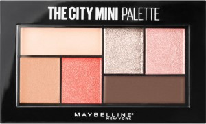 MAYBELLINE THE CITY MINI PALETTE DOWNTOWN SUNRISE 430 PALETKA CIENI
