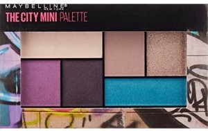 MAYBELLINE THE CITY MINI PALETTE GRAFFITI POP 450 PALETKA CIENI