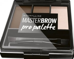 MAYBELLINE MASTER BROW PALETA DO BRWI SOFT BROWN