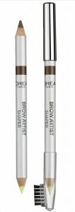 LOREAL BROW ARTIST SHAPER KREDKA DO BRWI Z WOSKIEM 03 BRUNETTE 1,38G
