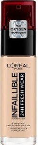 LOREAL INFAILLIBLE 24H FRESH WEAR 125 NATURAL ROSE