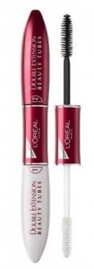 LOREAL TUSZ DOUBLE EXTENSION BEAUTY TUBES CZARNY