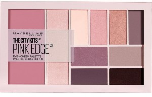 MAYBELLINE PALETKA THE CITY KITS PINK EDGE