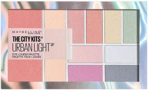 MAYBELLINE PALETKA THE CITY KITS URBAN LIGHT