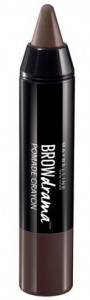 MAYBELLINE BROW DRAMA CRAYON 4 DARK BROWN POMADA DO BRWI