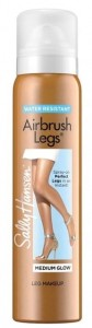 SALLY HANSEN AIRBRUSH LEGS RAJSTOPY W SPRAYU MEDIUM GLOW 75 ML