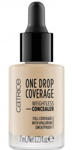 CATRICE ONE DROP COVERAGE KOREKTOR KRYJĄCY 005 LIGHT NATURAL 7ML