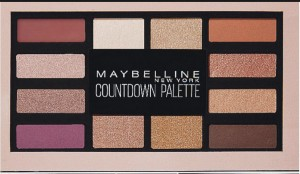 MAYBELLINE COUNTDOWN PALETA 12 CIENI DO POWIEK 12G