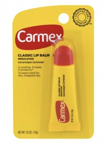 CARMEX MEDICATED BALSAM DO UST CLASSIC 10G