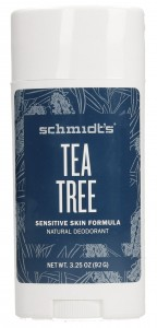SCHMIDT'S DEZODORANT W SZTYFCIE TEA TREE SENSITIVE 92 G