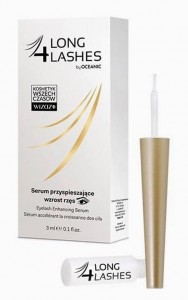 AA OCEANIC LONG 4 LASHES SERUM DO RZĘS ODŻYWKA 3ML