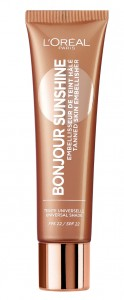 LOREAL BONJOUR SUNSHINE BRONZER DO TWARZY 30ML