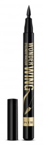 RIMMEL WONDER WING EYELINER W PISAKU 001 BLACK 1.56ML