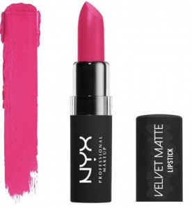 NYX VELVET MATTE LIPSTICK MATOWA POMADKA DO UST 07 MIAMI NIGHTS