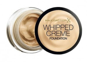 MAX FACTOR WHIPPED CREME 45 WARM ALMOND