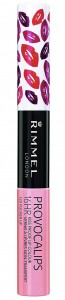 RIMMEL PROVOCALIPS 16H KISS PROOF LIP COLOUR BŁYSZCZYK 120 PUCKER UP