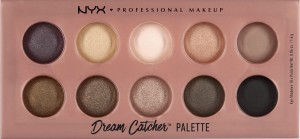 NYX PROFESSIONAL MAKEUP DREAM CATCHER PALETA 10 CIENI  DUSK TIL DAWN