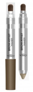 LOREAL BROW ARTIST MAKER KREDKA DO BRWI Z PĘDZELKIEM 02 LIGHT BRUNETTE