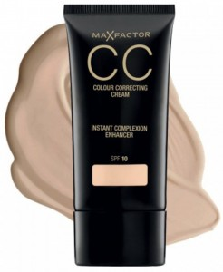 MAX FACTOR CC COLOUR CORRECTING CREAM 75 TANNED