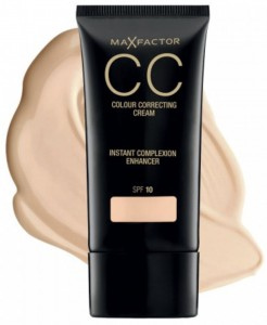 MAX FACTOR CC COLOUR CORRECTING CREAM 50 NATURAL
