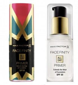 MAX FACTOR FACEFINITY ALL DAY PRIMER BAZA POD MAKIJAŻ