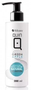 SILCARE KREM DO RĄK QUIN NATURALNA ALANTOINA GREEN APPLE 200ML