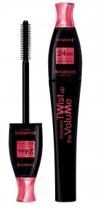 BOURJOIS TWIST UP THE VOLUME 24HR TUSZ DO RZĘS 23 BLACK 8ML