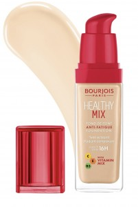 BOURJOIS HEALTHY MIX PODKŁAD 51.5 ROSE VANILLA  30 ML