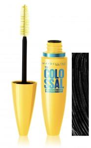 MAYBELLINE THE COLOSSAL VOLUM EXPRESS MASCARA WATERPROOF