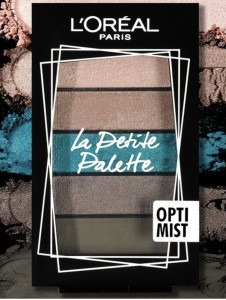 LOREAL LA PETITE PALETA 5 CIENI DO POWIEK OPTIMIST