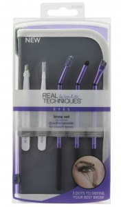 REAL TECHNIQUES BROW SET ZESTAW DO BRWI 01468M
