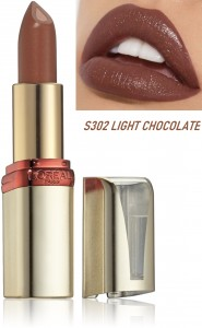 LOREAL COLOR RICHE SERUM POMADKA DO UST S302 LIGHT CHOCOLATE