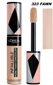 LOREAL INFALLIBLE MORE THAN CONCEALER KOREKTOR 323 FAWN 11ML