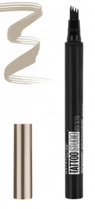 MAYBELLINE TATTOO BROW PISAK DO BRWI 100 BLONDE
