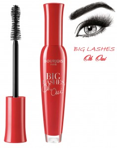 BOURJOIS BIG LASHES OH OUI TUSZ DO RZĘS 01 BLACK 7ML