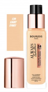 BOURJOIS ALWAYS FABULOUS KRYJĄCY PODKŁAD 120 LIGHT IVORY 30ML