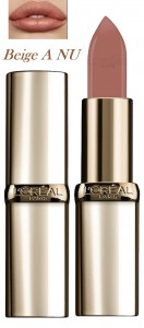 LOREAL POMADKA COLOR RICHE LIPSTICK 630 BEIGE A NUDE