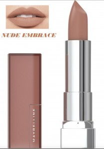MAYBELLINE COLOR SENSATIONAL MATTE POMADKA 930 NUDE EMBRACE