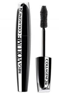LOREAL MEGA VOLUME COLLAGENE 24H MASCARA EXTRA BLACK