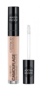 CATRICE LIQUID CAMOUFLAGE HIGH COVERAGE 010 PORCELLAIN