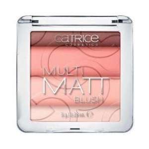CATRICE RÓŻ MATOWY MULTI MATT BLUSH 010 LOVE ROSIE OUTLET